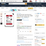 WD Red 8TB US $256/AU $329 @ Amazon
