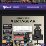 Win a Vertagear VG-SL5000 Gaming Chair or 1 of 20 Minor Prizes from 2Game/Vertagear