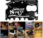 18 in 1 Wallet Credit Card Multi-Tool EDC Pocket Tool US $0.69 (AU $0.89) Shipped @ Zapals