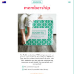 $5 off First Membership Order from Joonya Eco Baby Wipes