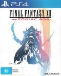 [PS4] Final Fantasy XII The Zodiac Age $19.00 + Shipping @ EB Games/Amazon Australia