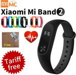 Xiaomi Mi Band 2 Smart Fitness Watch OLED USD $16.98 (AUD $22.59) Delivered Xiaomi MC Store @ AliExpress