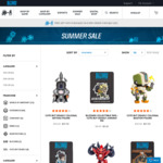 Blizzard Gear Store - Summer Sale - up to 75% off Merchandise