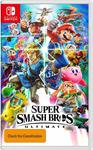 [Pre-Order] Super Smash Bros. Ultimate For Nintendo Switch $69 Delivered @ Amazon AU