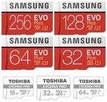 Samsung EVO Plus MicroSD 256GB $92 Delivered @ Shopping Express eBay
