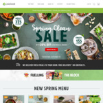 $25 off $75 Spend @ YouFoodz (First 7000 Customers)