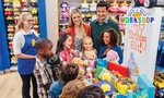 $16.90 for $30 to Spend in Store or $75 for A Build-A-Party for 7 Guests at Build a Bear via Groupon