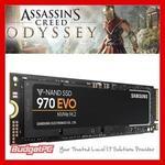 Samsung 970 EVO 1TB NVMe 1.3 M.2 (2280) 3D V-NAND SSD $304 (Expired) / 500GB $152 + Delivery @ Budget PC eBay