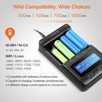 Zanflare C4 Multifunctional Battery Charger US $22.91 (~AU $32.10) Shipped @ AliExpress Trendsgal