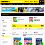[PS4, XB1, 3DS] Selected Games: 2 for $40 (GTA V, Middle Earth Shadow of War, etc) @ JB Hi-Fi