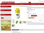 2 Pack Happy Vitamin Capsule Shaped Towel Set $4.99 USD + Free shipping