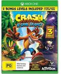 [XB1, Switch] Crash Bandicoot N. Sane Trilogy $39 @ JB Hi-Fi