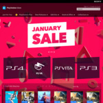 [PS4] PSN January Sale AU - Hitman 2 $47.95, Gold Edition $69.95 @ PlayStation Store
