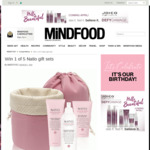 Win 1 of 5 Natio Gift Sets Worth $51.85 from MiNDFOOD