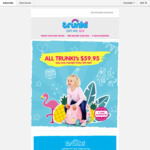 TRUNKI Australia - 48 Hour Flash Sale - All Trunki's $59.99