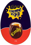 Cadbury Creme Egg Personalised Gift Tin $9.99 (Was $19.99) @ Myer
