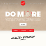 Grill'd Relish Member Offer: Donate or Take a Free Burger @ Grill'd