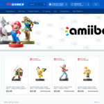 Assorted Amiibos $4 (Was $17.95) @ EB Games (In-Store and Online)
