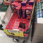 [NSW] Cadbury Favourties Boxed Chocolates 540g $5 (Was $19) @ Woolworths, Wolli Creek