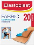 Elastoplast Extra Flexible Fabric Plasters 20 Pack $1.09 Ea (Min Purchase 3) + Delivery (Free with Prime/ $49 Spend) @ Amazon AU