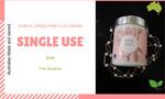 Pink Clay Mask (Single Use) $2.99 Shipped @ Sarah Jane Cosmetics