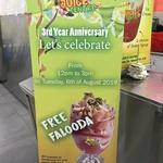[VIC] Free Falooda Shake 6/8 @ Agha Juice Centre (Dandenong)