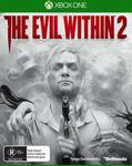 [XB1] The Evil Within 2 $7 + Delivery (Free with Prime/ $39 Spend) @ Amazon AU