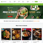 $30.55 off (Min Spend $89.55) @ Youfoodz