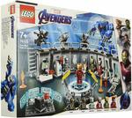 LEGO Marvel Avengers Iron Man Hall of Armor 76125 $57.59 Delivered @ Amazon AU
