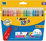 50% off BIC Kids Marker 18pk $3.43 (Usually Retails at $7.00) + Delivery ($0 with Prime / $39 Spend) @ Amazon