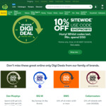 Digideal: Woolworths 10% off Sitewide (Min Spend $150) | BWS 10% Sitewide (Min $100) | Cellarmasters 25% off Sitewide (Min $120)