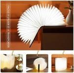 Amzdeal Book Lamp - Multicolour Wooden Table Lamp $19.99 Delivered @ Phoenix Amazon AU