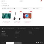 """Xiaomi M365 Scooter Pro $749, Xiaomi 55"""" 4k TV $659, Xiaomi 32 """"TV $259 Delivered @ Ixtra"""