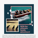 Win a Family Accommodation & Experience Package Worth $1,351 from Destination Phillip Island