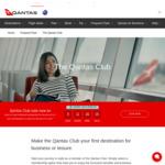4 Years Qantas Club Membership, Renew for $980 / Sign Up for $1,379 or 225,000 Qantas Pts (was $2,249 / 355,000 pts)