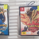 [Switch] Pokémon Sword or Shield - $61.99 @ Costco (Membership Required)