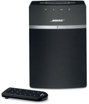 Bose SoundTouch 10 Wireless Music System Black $146.90 Delivered @ TVSN (First Time Purchase Only)
