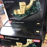 [WA] LEGO Architecture Great Wall of China - 21041 $50 @ Myer, Karrinyup