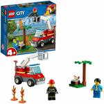 LEGO City 4+ Barbecue Burn Out Set 60212 $6.45 + Delivery ($0 with Prime/ $39 Spend) @ Amazon AU