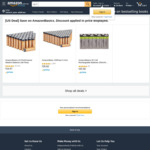 AmazonBasics Battery 48xAA for $19.97, 100xAAA $28.82 + Delivery (Free with Prime & $49 Spend) @ Amazon US via AU