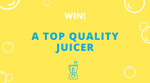 Win a Breville Juice Fountain Plus Juicer from Dishmatic