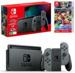 [eBay Plus] Nintendo Switch 2019 Mario Kart 8 Bundle $409.66 (OOS), Nintendo Switch Lite $279.65 Delivered @ The Gamesmen eBay