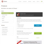 [PC/Mac] 1 Year Free CCleaner Professional License (Normally $24.95) @ Piriform