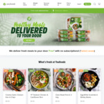 30% off Clean Meals | Minimum Spend $49 @ Youfoodz