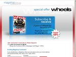 Wheels Magazine - 2 Year Subscription - 68% off RRP - $69.95