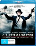 Citizen Gangster (Blu-Ray) $3.17 + Delivery ($0 w/ Prime / $39 Spend) @ Amazon AU