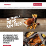Free Hellfire Burger at (Red Royalty) Red Rooster