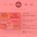 [NSW] Free Pork Dumplings + Corn Cheese Melt + Free delivery with any Korean Meat Packs (Starting $65) @ Seoulfoods
