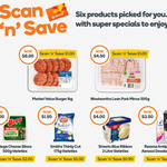 Scan Woolworths Rewards & Save on 20+ Products @ Woolworths