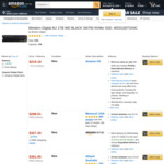 Western Digital 1TB WD BLACK SN750 NVMe SSD $217.50 + Delivery ($0 with Prime) @ Amazon US via Amazon AU